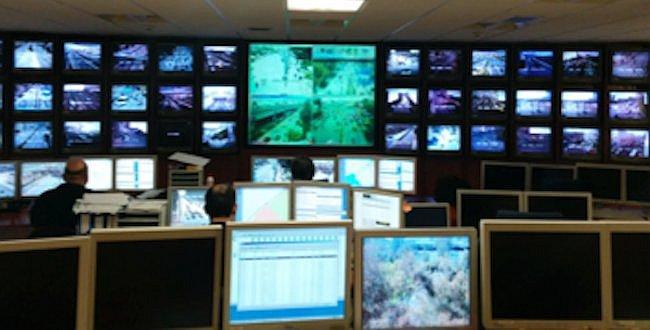 κέντρο παρακολούθησης