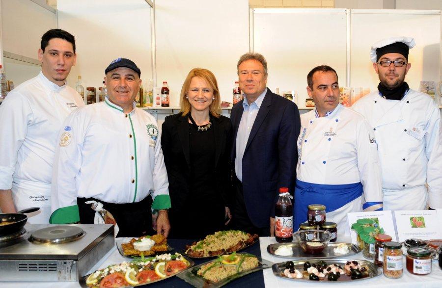 Φεστιβάλ ελληνικών γεύσεων στο ΣΕΦ