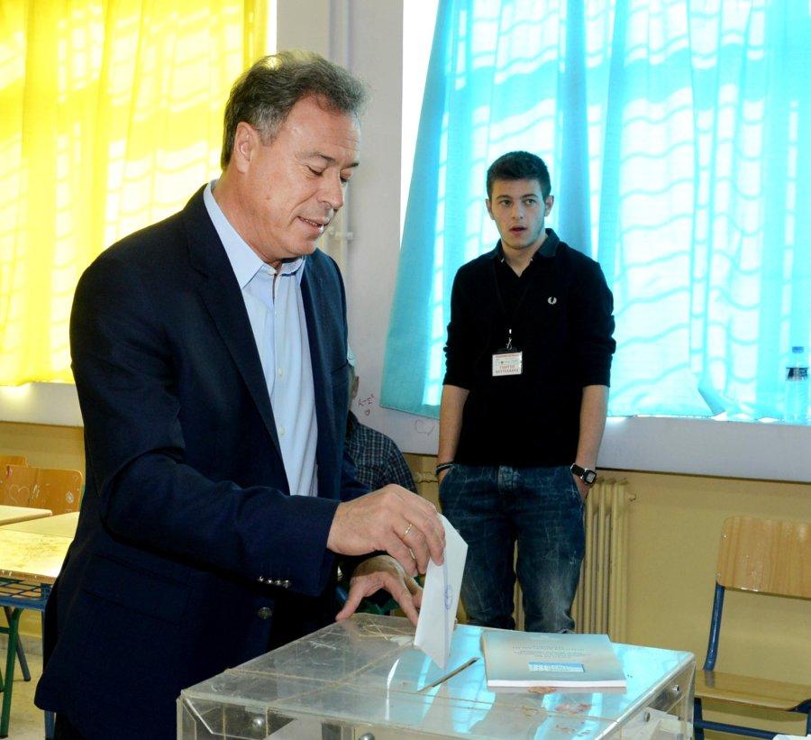 Γ. Σγουρός: καλώ τους πολίτες να ψηφίσουν για το μέλλον τους