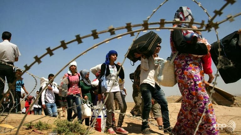 Κίνδυνος εγκλωβισμού χιλιάδων προσφύγων – μεταναστών στην χώρα μας  – Η ανθρωπιστική κρίση επιτείνεται