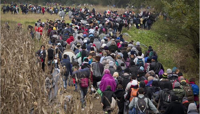 Να αποκτήσει επιτέλους η χώρα μας εθνική μεταναστευτική πολιτική και όχι βλέποντας και κάνοντας