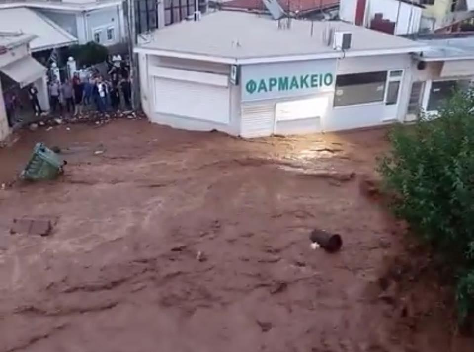 Δήλωση Γ. Σγουρού για τις νέες πλημμύρες στη Μάνδρα Αττικής  – Από τύχη δεν θρηνήσαμε θύματα