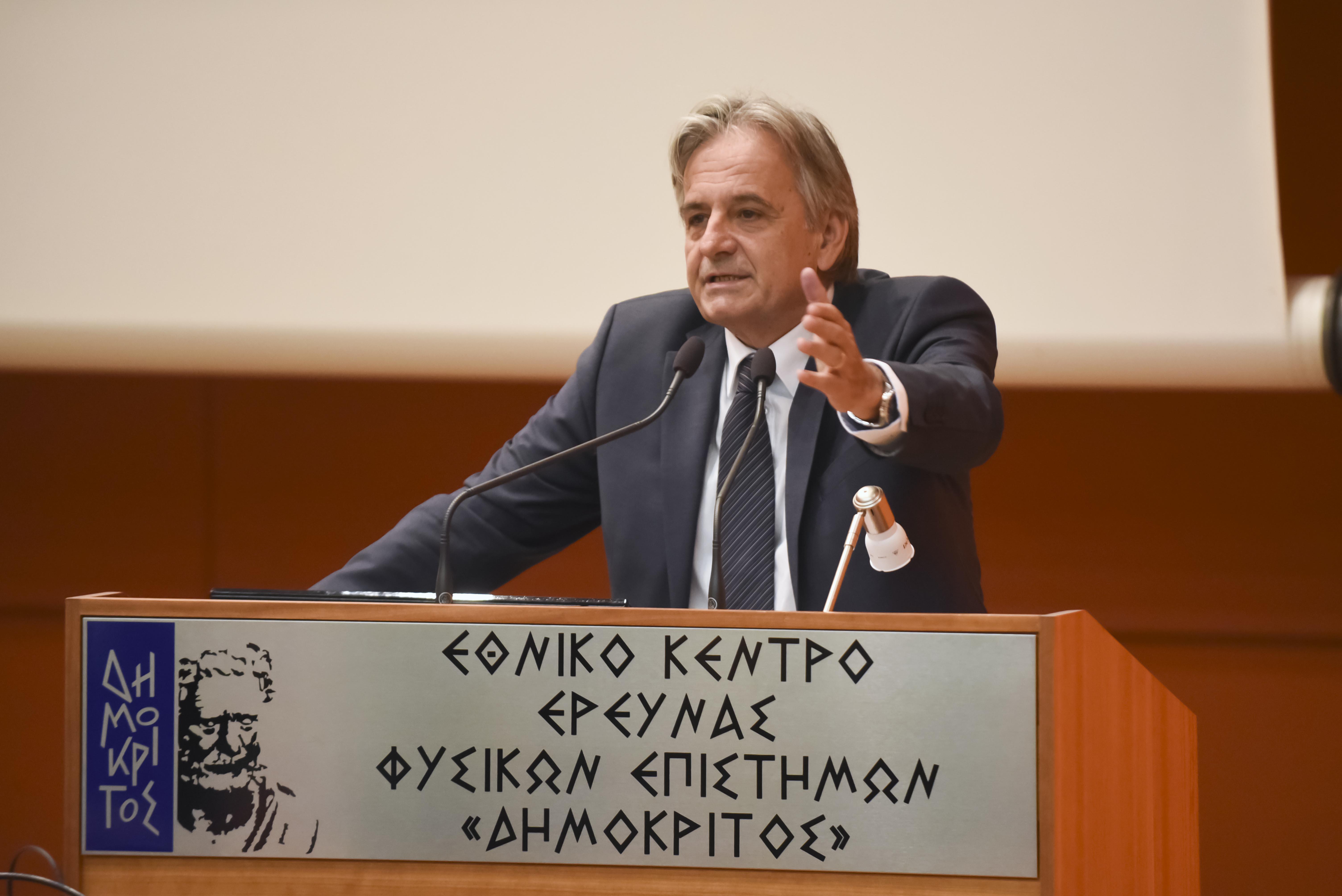 Υποψήφιος με τον Γιάννη Σγουρό ο Βασίλης Γιαννακόπουλος