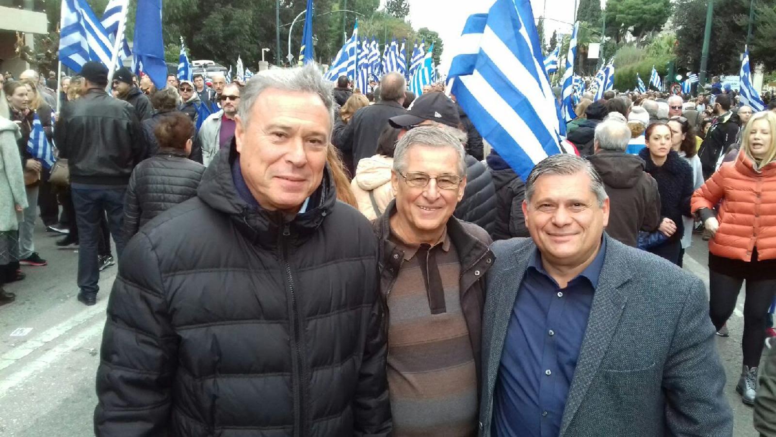 Δήλωση Γιάννη Σγουρού με αφορμή το συλλαλητήριο για το Μακεδονικό