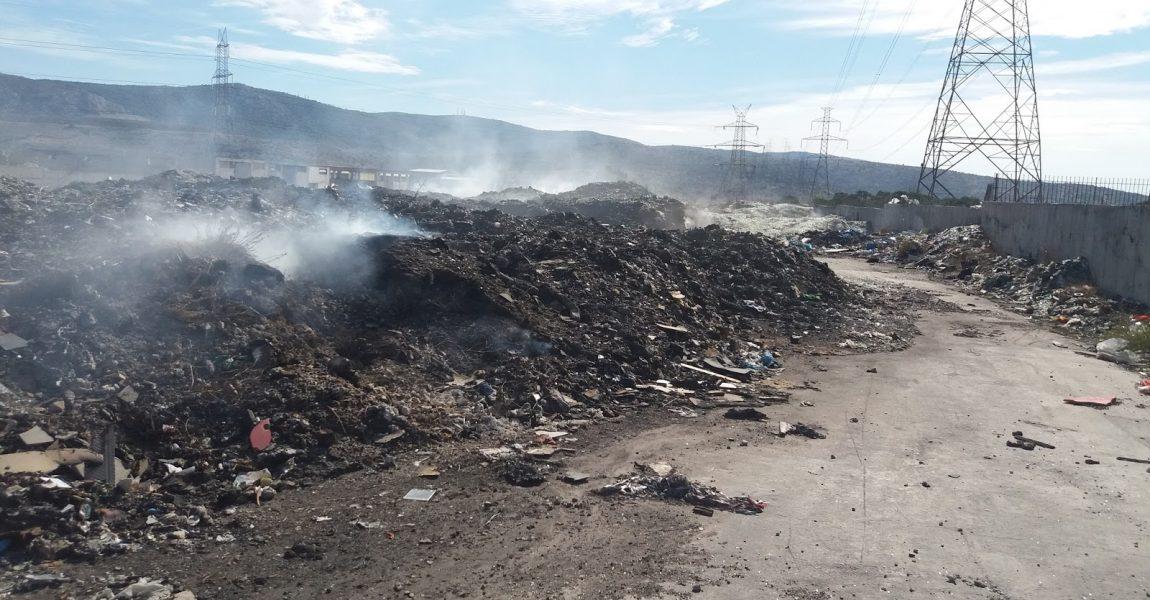 Σιγοκαίνε οι ευθύνες για την Περιφέρεια Αττικής από το καμένο ΚΔΑΥ στον Ασπρόπυργο