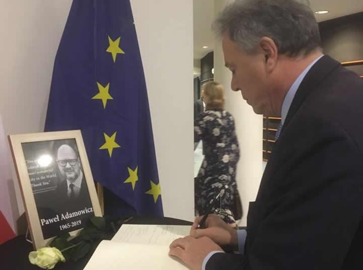 Στις Βρυξέλλες ο Γιάννης Σγουρός για την Περιφερειακή Ανάπτυξη στην Ευρώπη