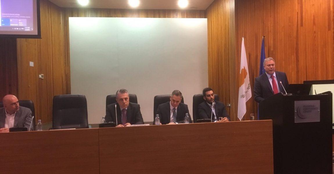 Επίσημος ομιλητής στην Κύπρο ο Γ. Σγουρός σε ημερίδα του Δημοκρατικού Κόμματος