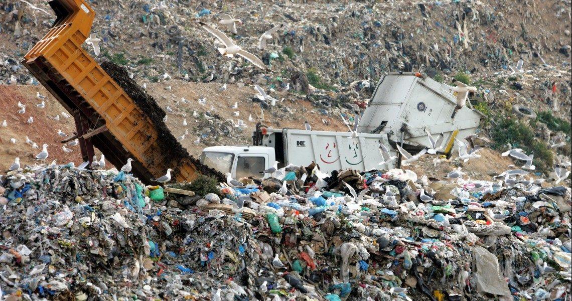 Γ. Σγουρός : Το ξεγύμνωμα Δούρου στη διαχείριση των απορριμμάτων ολοκληρώθηκε