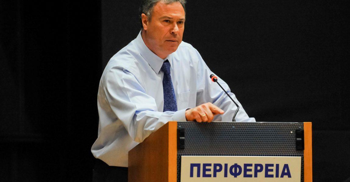 Ο Γ. Σγουρός προτείνει πρόγραμμα στήριξης όσων πλήττονται από την πανδημία με πόρους της Περιφέρειας ύψους 10 εκ. €