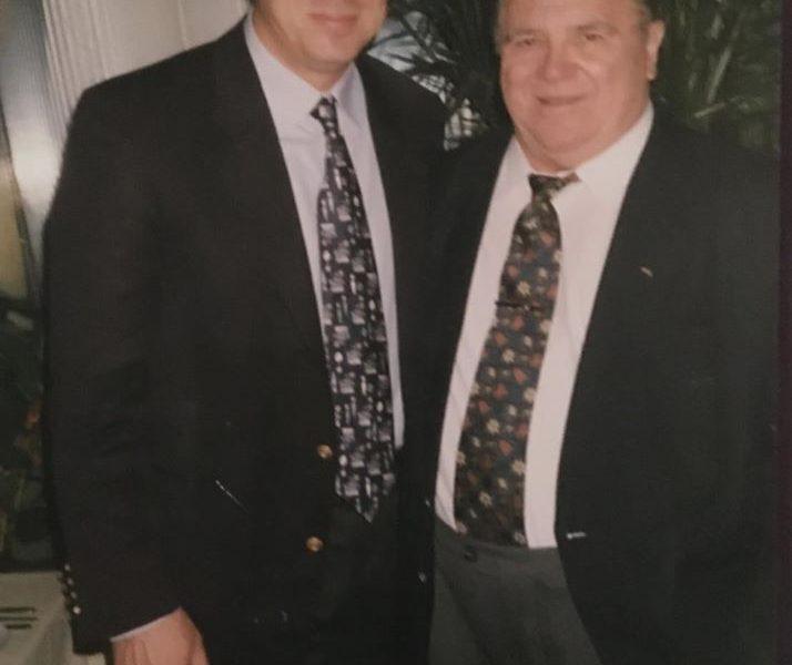 Μια αξέχαστη συνάντηση Φέρεντς Πούσκας δεκαετία 90′