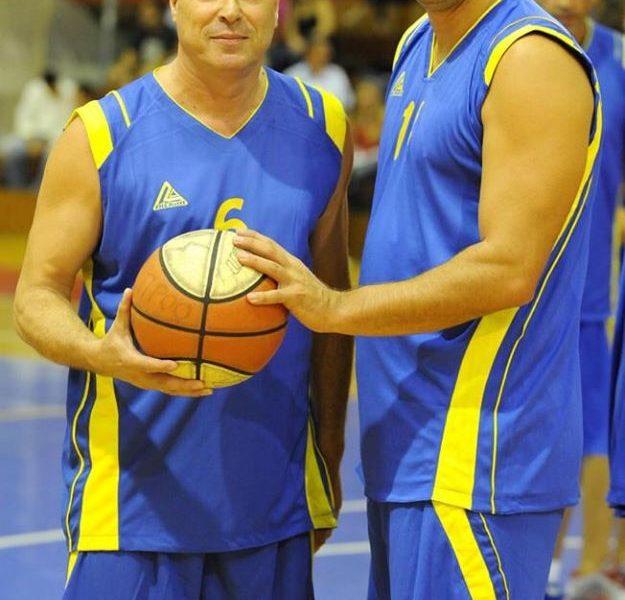 Μπάσκετ με Βασίλη Κικίλια