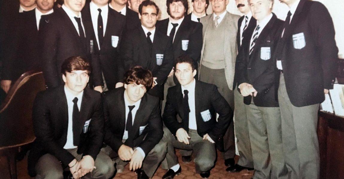 Έτσι ξεκίνησε η μεγάλη πορεία της άρσης βαρών μέχρι το 2004 (εθνική ομάδα ανδρών Γιουγκοσλαβία 1984)