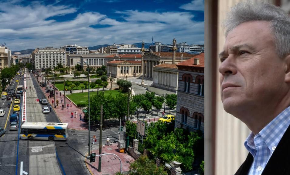 –Γ. Σγουρός: Η απόδειξη της προχειρότητας! -Έκθετη η διοίκηση της Περιφέρειας Αττικής μετά την απόφαση του ΣτΕ για τον Μεγάλο Περίπατο