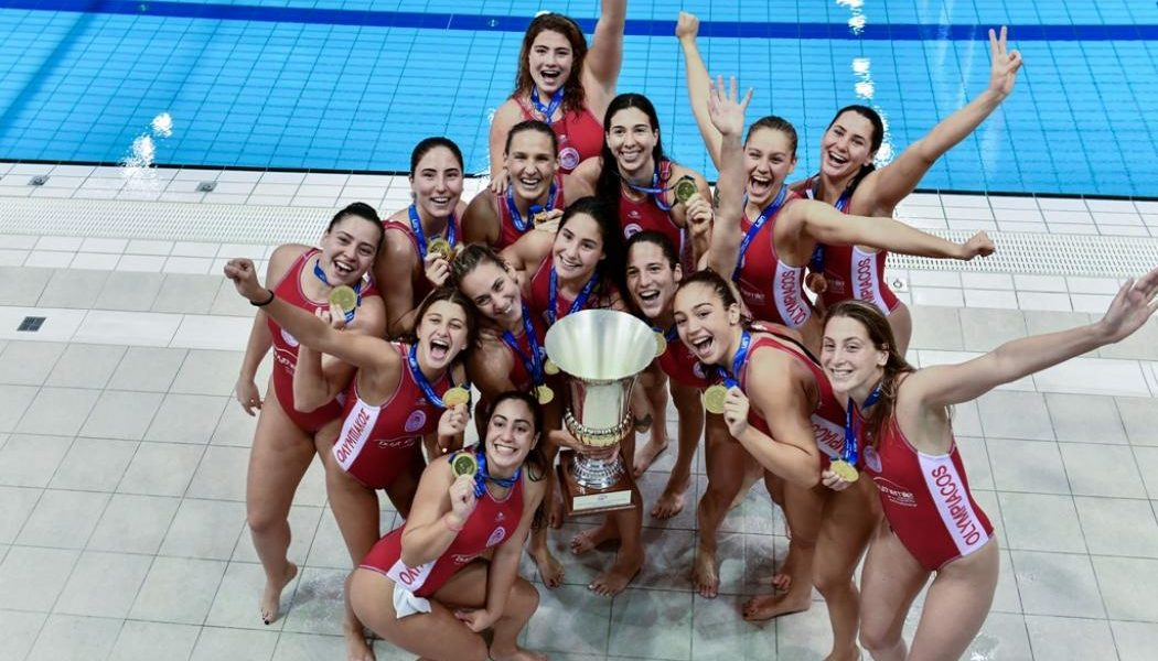 Γ. Σγουρός: Φάρος για τον ερασιτεχνικό αθλητισμό η κατάκτηση του champions league πόλο γυναικών από τη γυναικεία ομάδα του Ολυμπιακού – Να στεγαστεί το πόλο σε κολυμβητήριο αντάξιο των επιτυχιών του