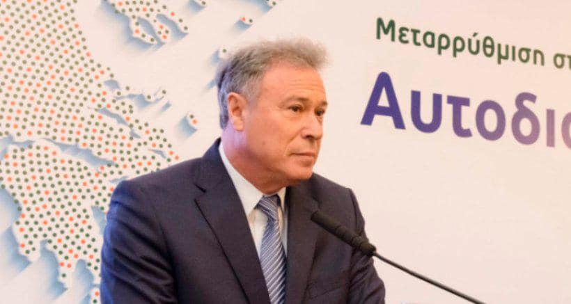 Μαύρη μέρα για την Περιφέρεια Αττικής σήμερα.  -Ο κ. Πατούλης σε ολισθηρό αντιδημοκρατικό κατήφορο ολοκλήρωσε την Αντιδημοκρατική εκτροπή. – Ετράπη σε άτακτη φυγή, ακυρώνοντας τη συνεδρίαση του Περιφερειακού Συμβουλίου.